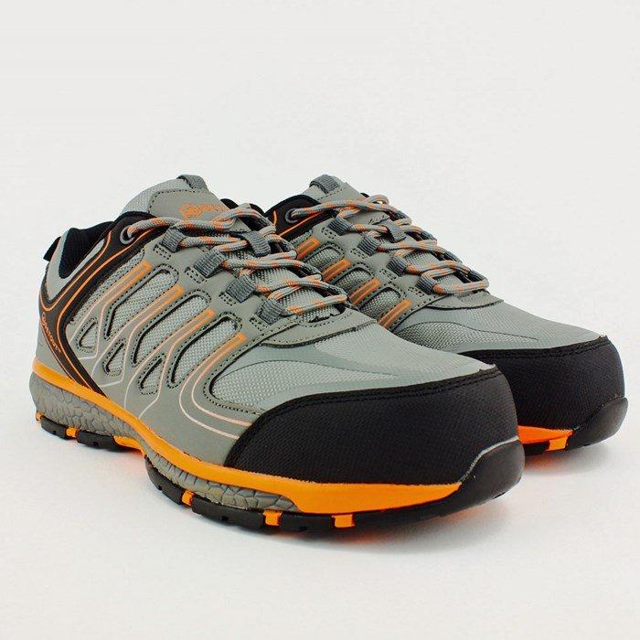 Zaštitna   cipela niska DYNAMIC S1P, siva