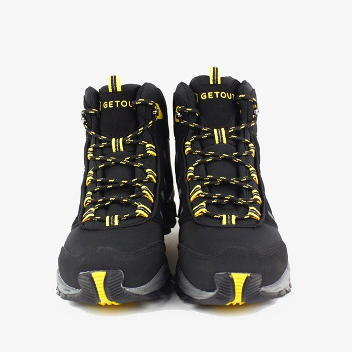 Softshell   cipela PHYLON, crna visoka