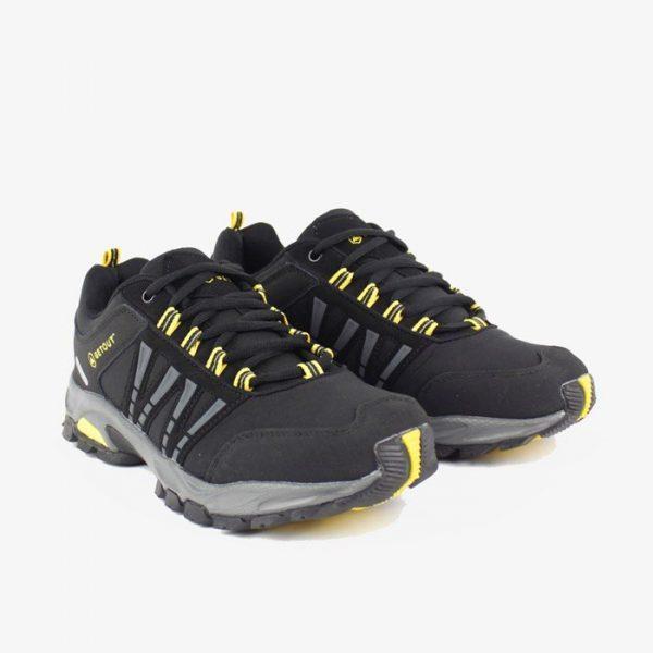 Softshell   cipela PHYLON, crna niska