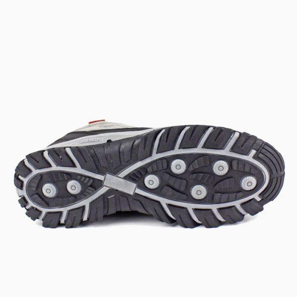 Cipela   TREKING siva