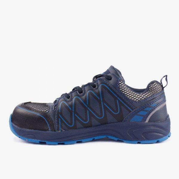 Zaštitna   cipela VISPER S1 plavo - crna