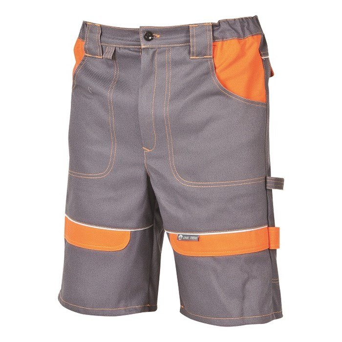 Radne   kratke hlače COOL TREND sive