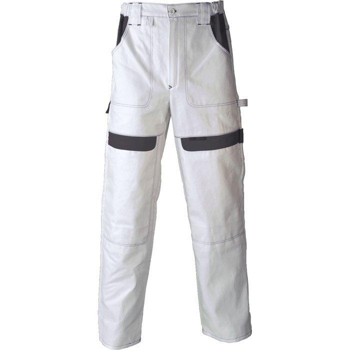 Radne   hlače COOL TREND bijelo-sive