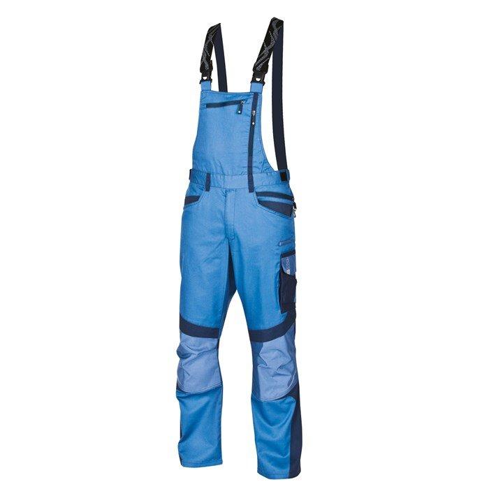 Radne   farmer hlače R8ED+ plave