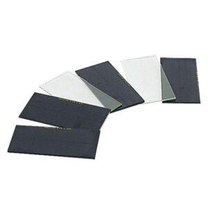 Stakla za varilačku masku DIN 9 - 90 x 110