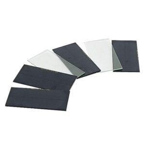 Stakla za varilačku masku DIN 10 - 90 x 110