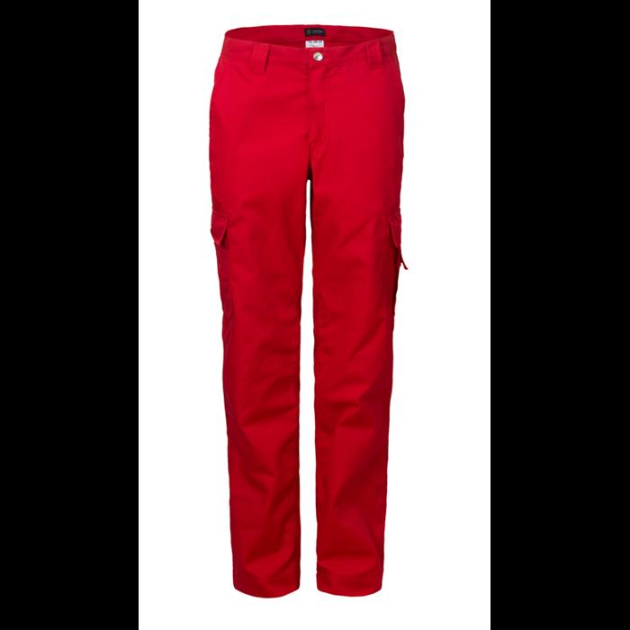 Radne   hlače CARGO crvene