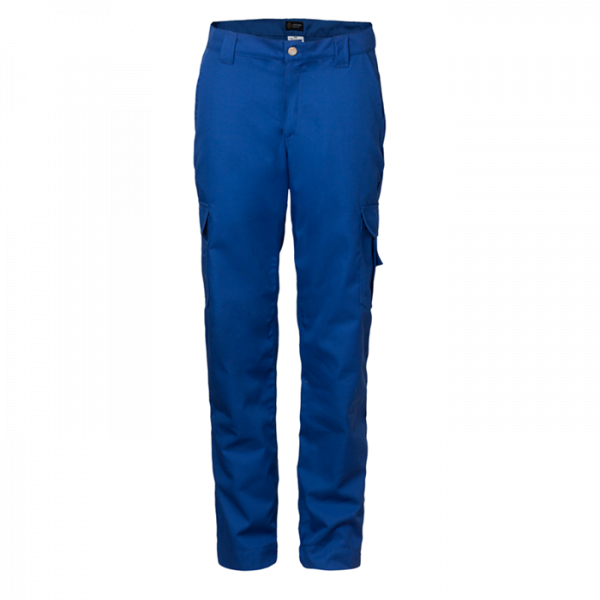 Radne   hlače CARGO royal plave