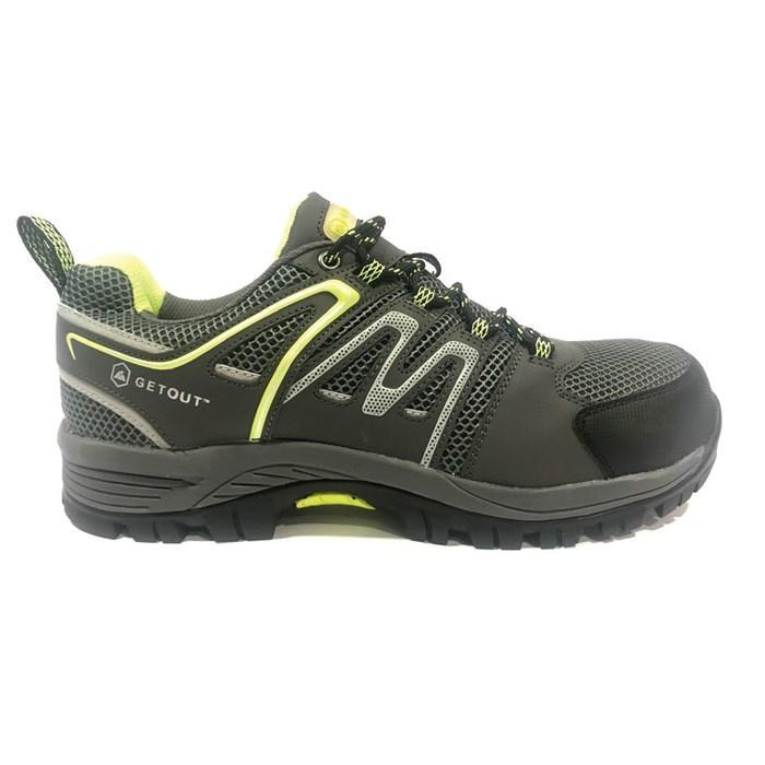 Zaštitna   cipela niska CATANIA S1P, siva