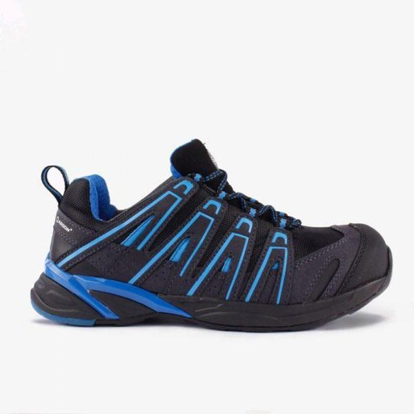 Zaštitna   cipela DIGGER, S1P, crno-plava