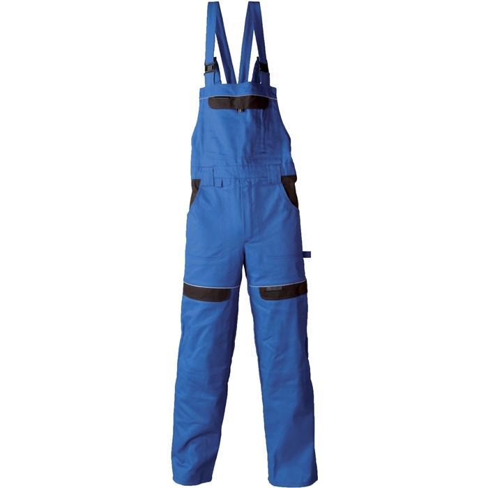 Radne   farmer hlače COOL TREND royal plave