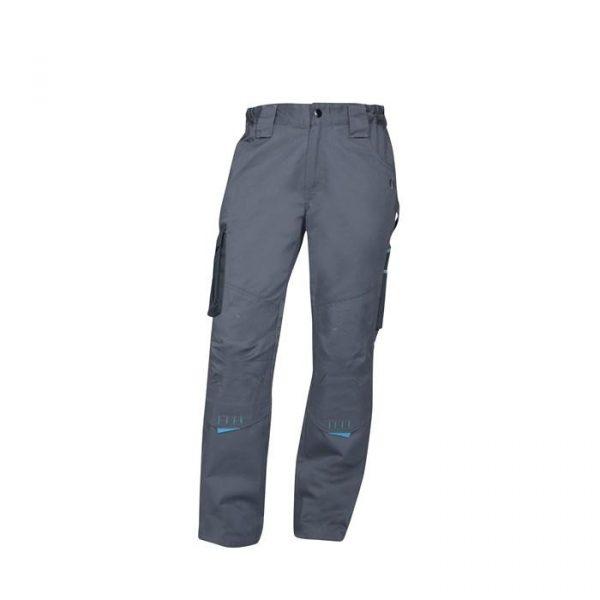 Radne   hlače 4TECH sivo-crne