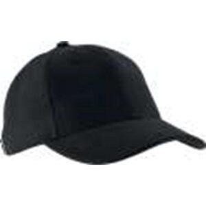 Kapa šilt Orlando crna/crna