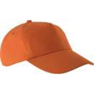 Kapa šilt narančasta First
