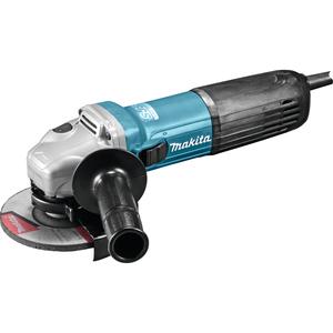 Makita kutna brusilica s regulacijom (1400W, 125mm, SJS, regulacija) GA5040C