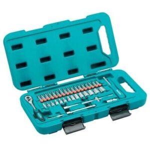 Makita 40-dijelni set nasadnih ključeva P-90283