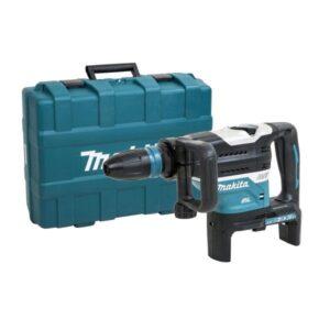Makita akumulatorska udarna bušilica (18V,BL,bez aku,kofer) DHR400ZK