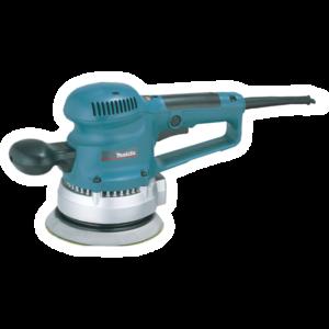 Makita elektronička ekscentrična brusilica (310W,150mm) BO6030