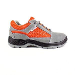 Zaštitna cipela niska PEAK narančasta