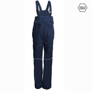 Zaštitne farmer hlače ETNA ink blue