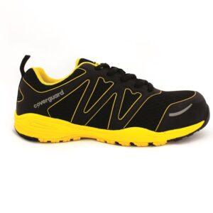 Zaštitna cipela niska GYPSE S1P žuto crna